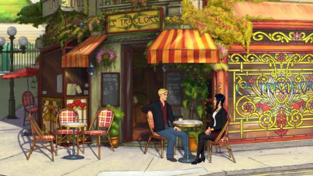 Broken Sword 5: The Serpents' Curse - Part I