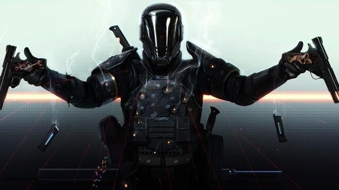 Человек с оружием