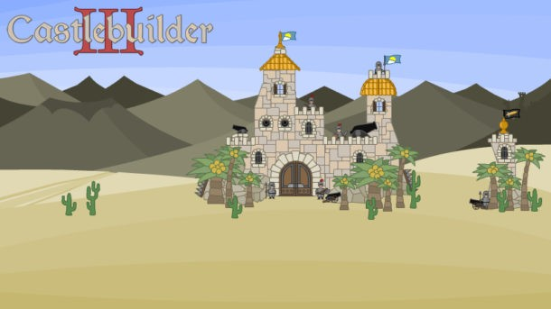 Строим замок