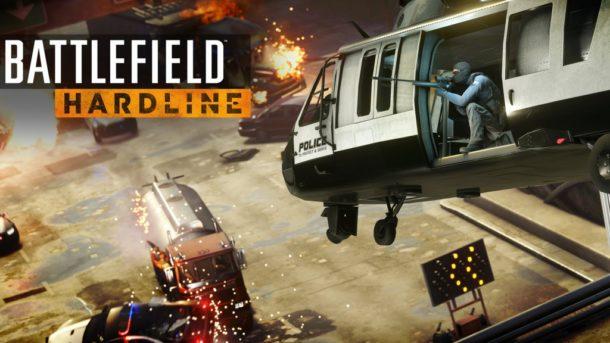 ОБТ Battlefield: Hardline