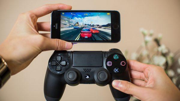 PS4 через iPhone и iPad