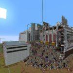 В Minecraft создали точную копию Чернобыльской зоны