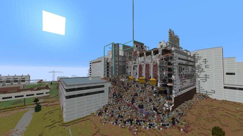 копия Чернобыльской зоны